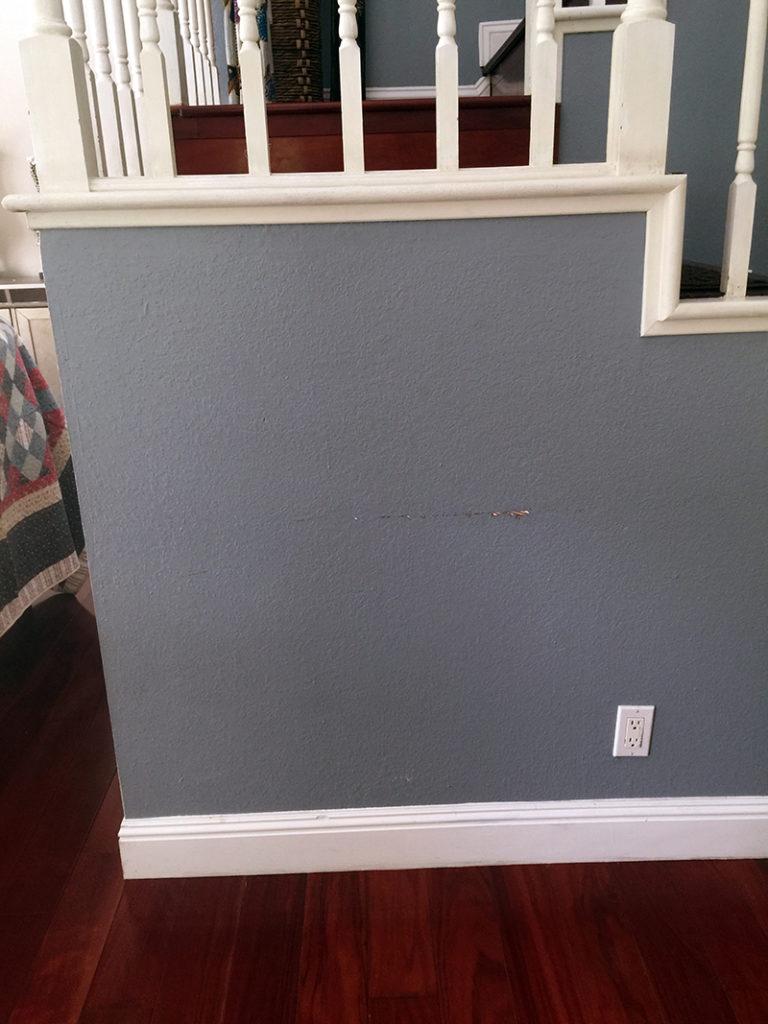 Custom Drawers Underneath Stairway