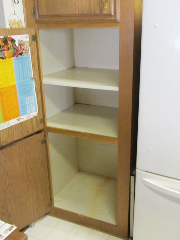 Pantry - Before